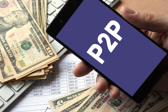 To P2P or Not P2P: That is the Question
