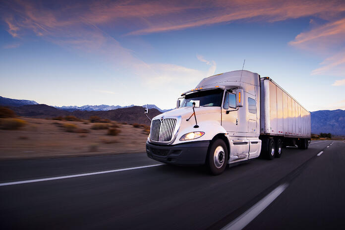 Lending is shifting to the trucking industry