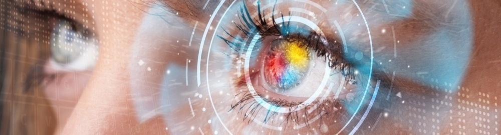 Facial recognition and eye scanning could be the future for biometric security.