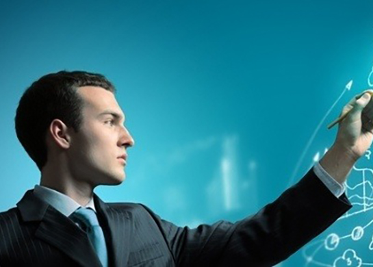 Image of young businessman touching icon of media screen-136486-edited.jpeg