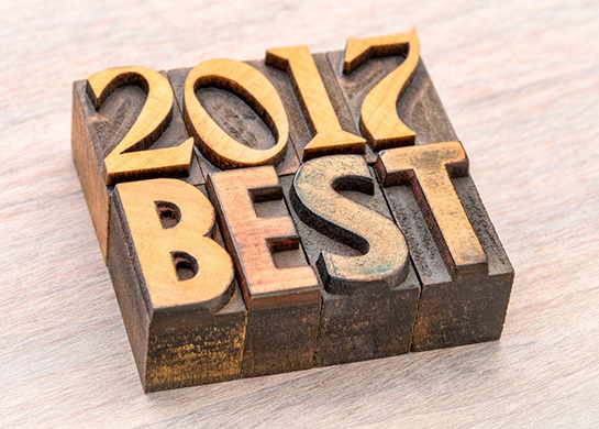 Check out the best 5 posts from the second half of 2017