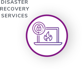 Disaster Recovery Services Icon
