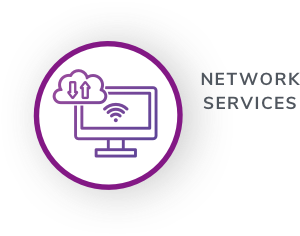 Network Services Icon