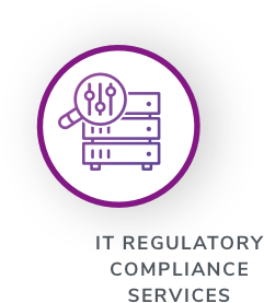 IT Regulatory Compliance Services Icon